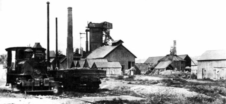 Roebling Chapter Event: Chester Furnace   Saturday, November 1 - 10:00 AM