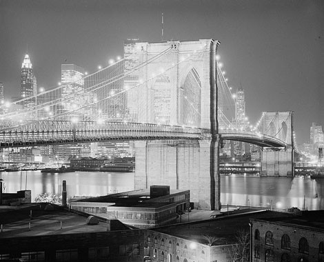 The Art of Engineering: Jet Lowe Photographs Roebling Works - New exhibit at the Roebling Museum opens April 11, 2015