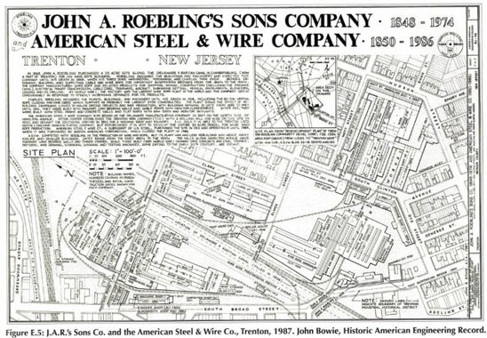 Roebling SIA Chapter Event: Roebling's Trenton Works - Saturday, May 7th