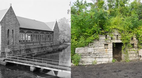 2018 Industrial Heritage Preservation Grant Recipients