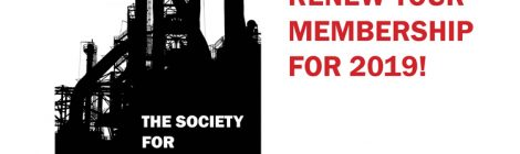 2019 SIA Membership Renewal