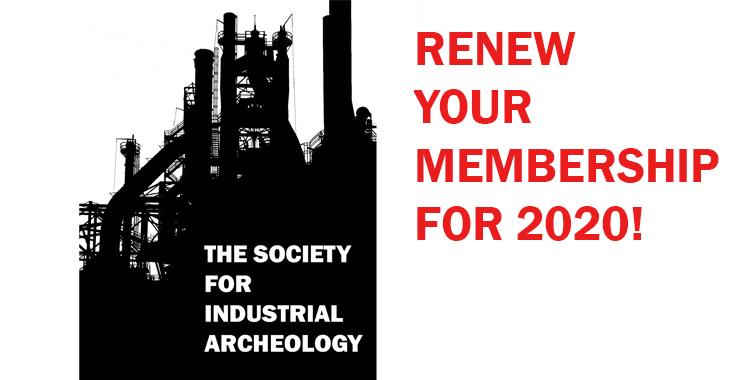 2020 SIA Membership Renewal