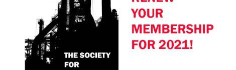 2021 SIA Membership Renewal